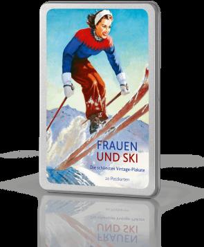 Frauen und Ski