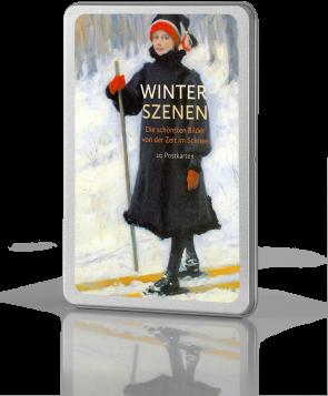 Winter-Szenen